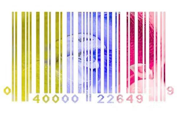 Barcode Digital Art - Scanning by Brian Mueller