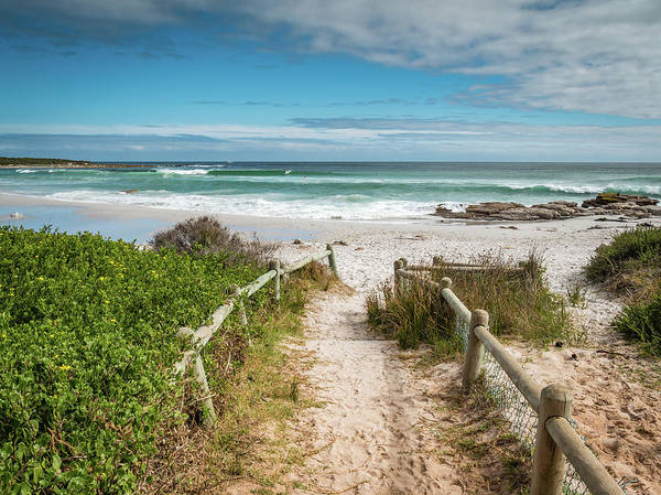 Wall Art - Photograph - Scarborough Beach, South Africa by Mike Walker