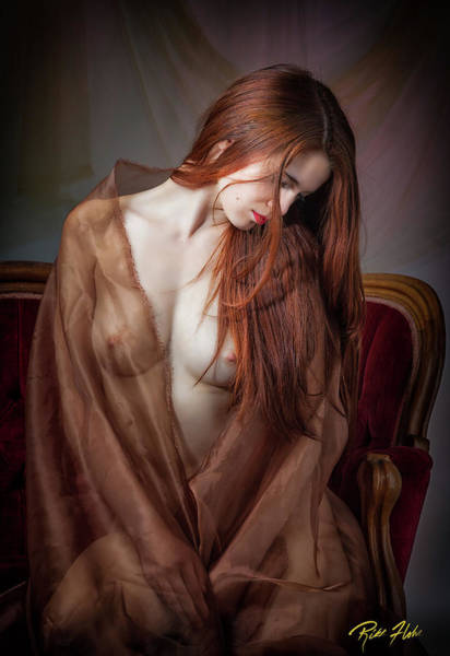 Photograph - Scarlet Repose by Rikk Flohr