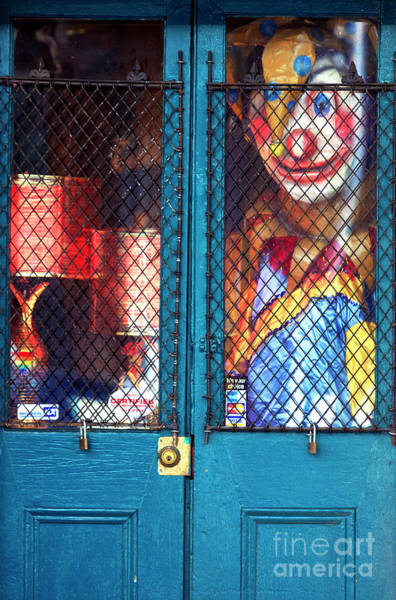 Photograph - Scary New Orleans by John Rizzuto