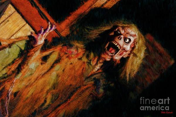 Photograph - Scary Night by Blake Richards