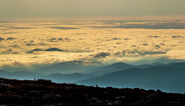 Photograph - Scene From High Above by Judi Dressler