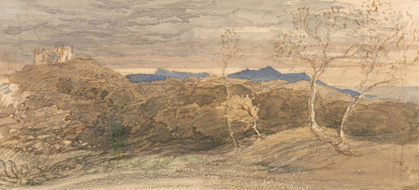 Painting - Scene In Wales by Samuel Palmer