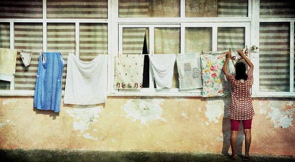 Photograph - Scene Of Daily Life by Vittorio Chiampan