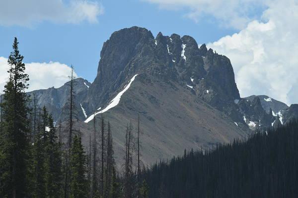 Photograph - Mountain Scenery Hwy 14 Co by Margarethe Binkley