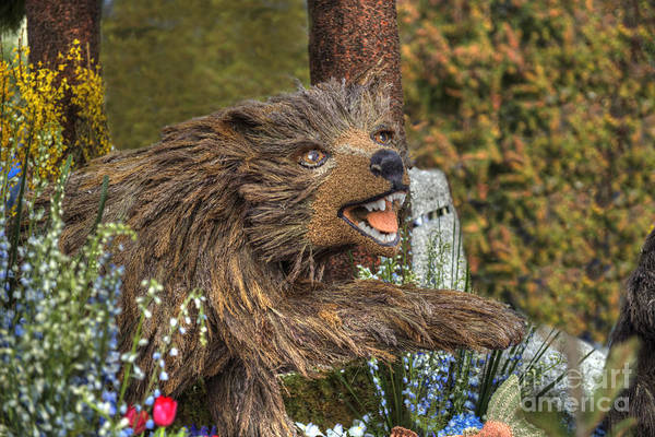 Tournament Of Roses Photograph - scenes found in the U.S. National Parks by David Zanzinger