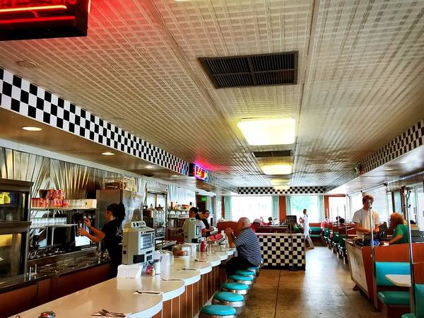 Photograph - Scenes From A Diner by Chris Montcalmo