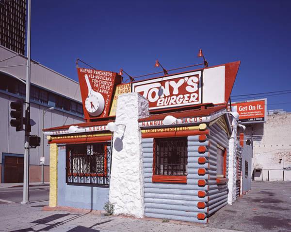 Bemis Photograph - Scenes Of Los Angeles, The Original by Everett