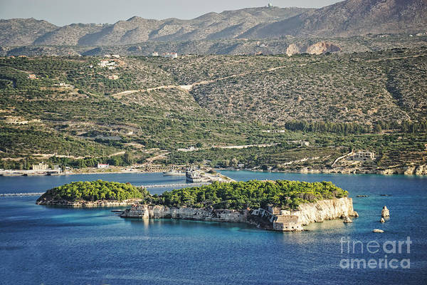 Wall Art - Photograph - Scenic Crete by HD Connelly