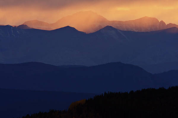 Rockies Digital Art - Scenic Northern Rockies Of British Columbia by Mark Duffy