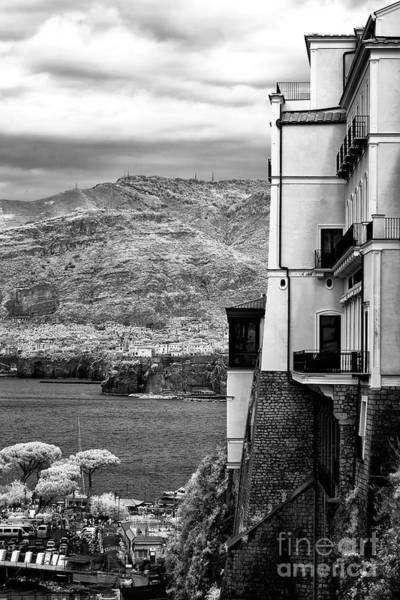 Photograph - Scenic Sorrento by John Rizzuto