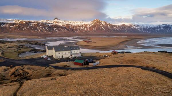 Photograph - Scenic View Of Iceland by Pradeep Raja PRINTS