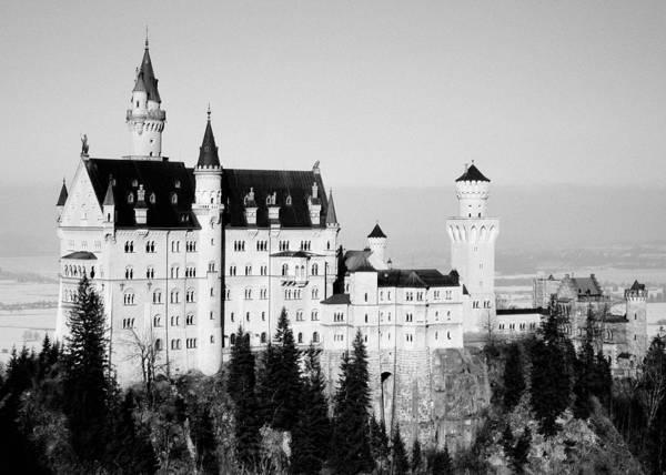 Schloss Neuschwanstein  Art Print