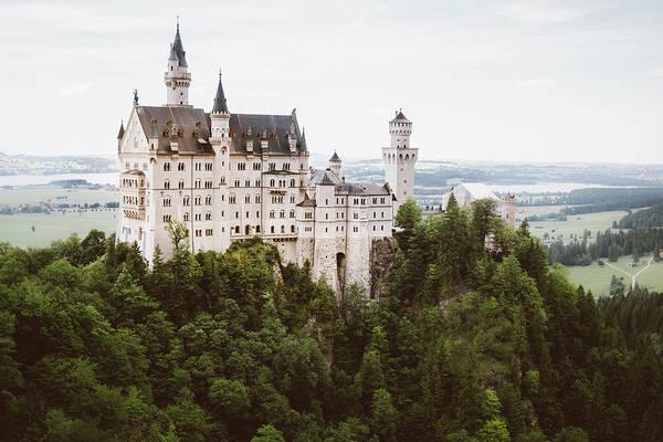 Wall Art - Photograph - Schloss Neuschwanstein by Pati Photography