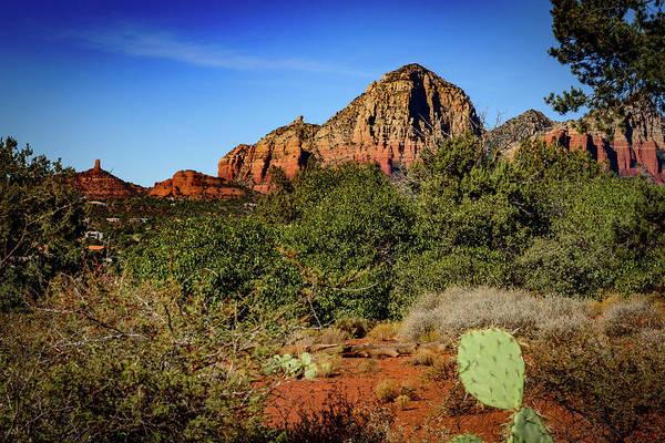 Wall Art - Photograph - Schnebly Hill Road 11 - Sedona Arizona by Jon Berghoff