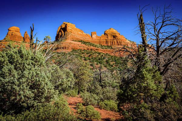 Wall Art - Photograph - Schnebly Hill Road 14 - Sedona Arizona by Jon Berghoff