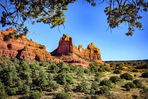 Wall Art - Photograph - Schnebly Hill Road 3 - Sedona Arizona by Jon Berghoff
