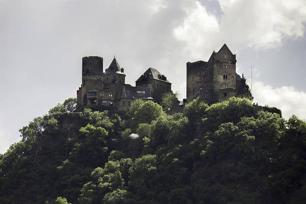 Germania Photograph - Schoenburg Castle 04 by Teresa Mucha