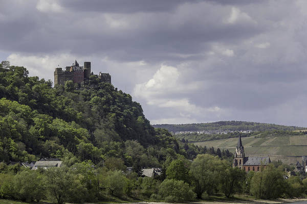 Wall Art - Photograph - Schoenburg Castle Oberwesel by Teresa Mucha