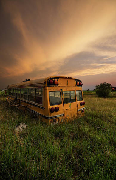 Wall Art - Photograph - School's Out  by Aaron J Groen