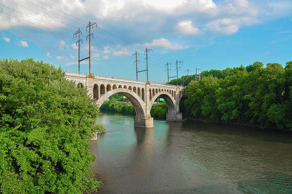 Photograph - Schuylkill River At Manayunk by Bill Cannon