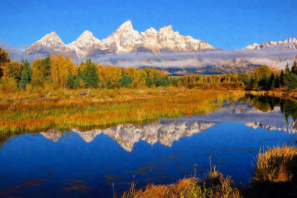 Photograph - Schwabacher Landing Impressions by Greg Norrell