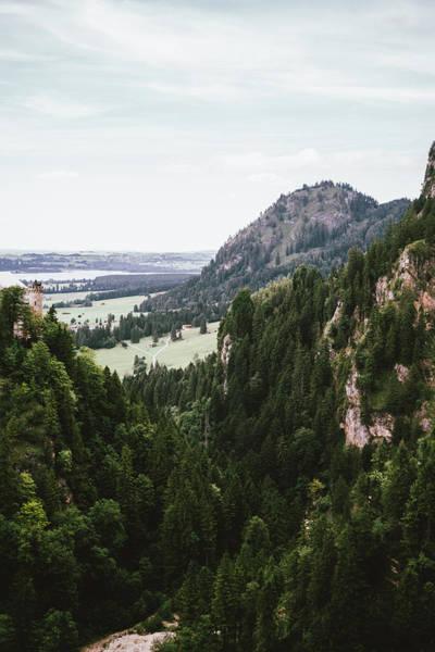 Wall Art - Photograph - Schwangau Alps by Pati Photography