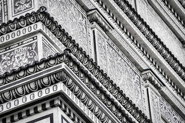 Photograph - Schwarzenberg Palace Details - Prague by Stuart Litoff