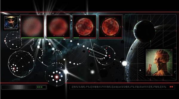 Science Fiction Wall Art - Digital Art - Sci Fi by Maye Loeser