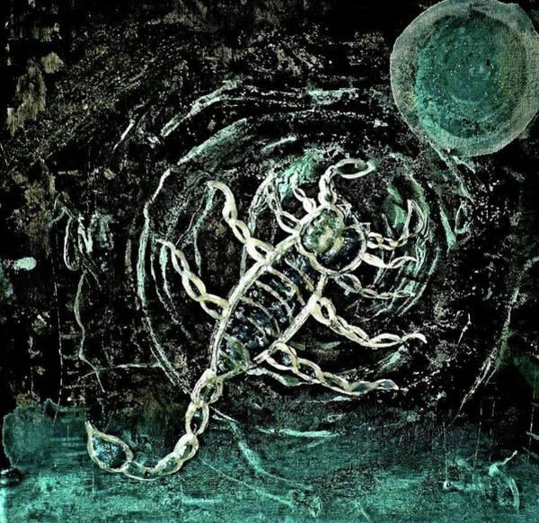 Painting - Scorpio by 'REA' Gallery