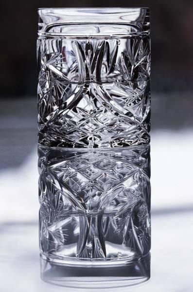 Photograph - Scotch Crystal Glass by Cristina Stefan