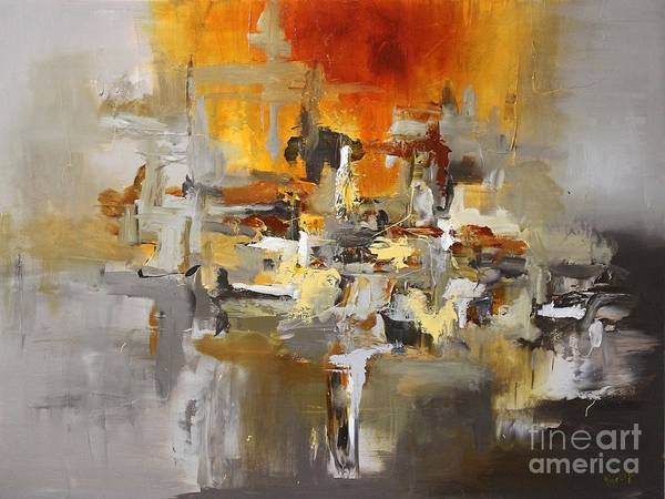 Painting - Scotch by Preethi Mathialagan