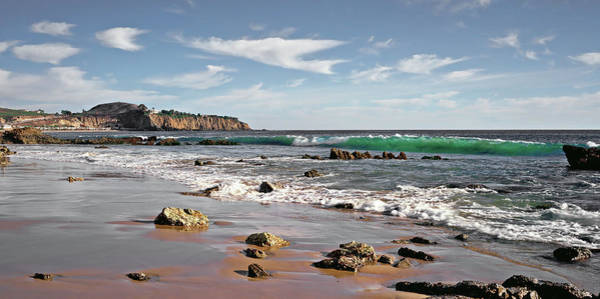 Photograph - Scotchmans Cove Crystal Cove by Cliff Wassmann