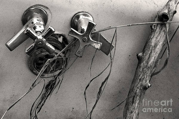 Photograph - Scotopic Vision 8 - Tub by Pete Hellmann