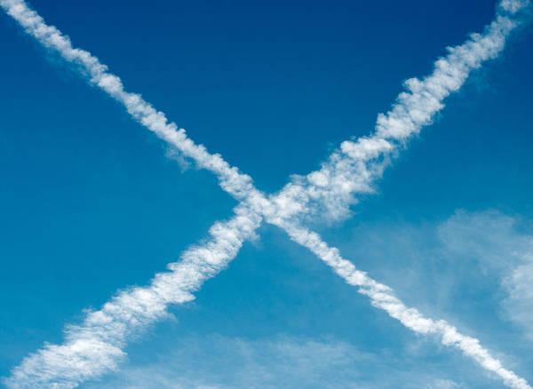 Wall Art - Photograph - Scottish Flag by Roy Pedersen