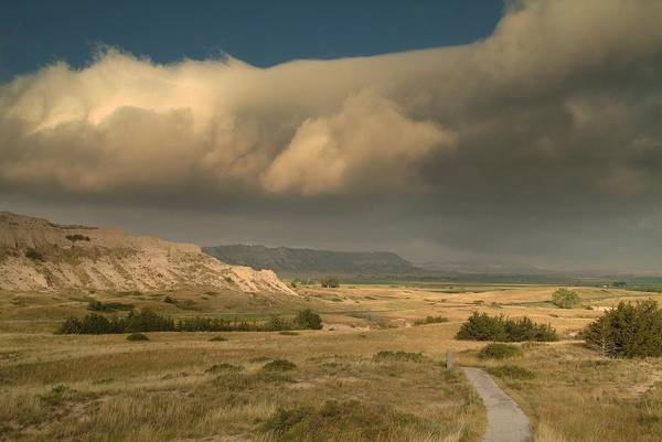 Nebraska Photograph - Scottsbluff.. by Al  Swasey