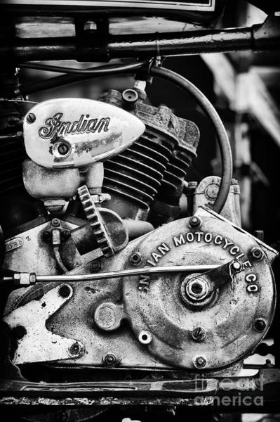 Photograph - Scout Motor by Tim Gainey