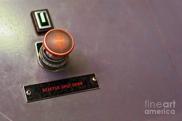 Photograph - Scram by Jim West