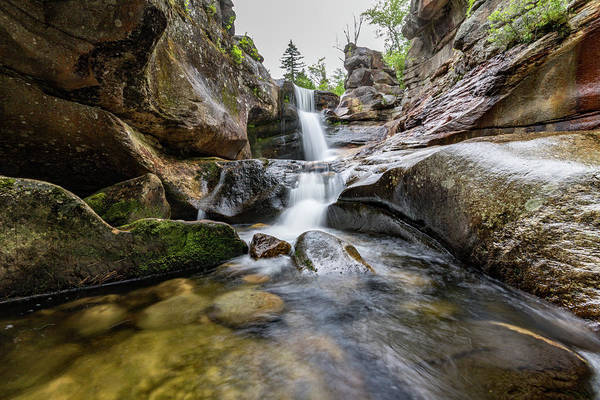 Photograph - Screw Auger Falls II by Colin Chase