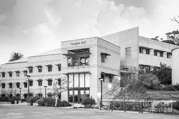 Wall Art - Photograph - Scripps Institution Of Oceanography Vaughan Hall by University Icons