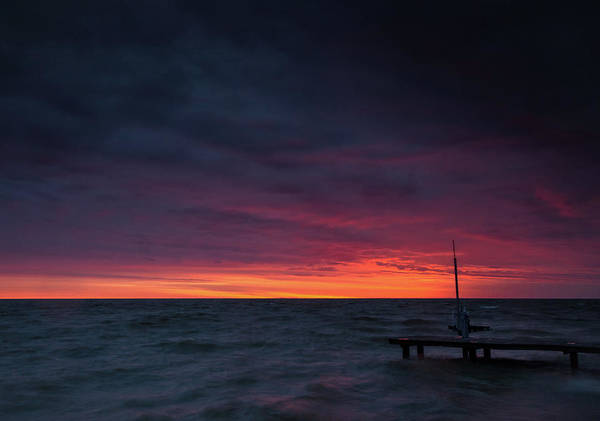 Wall Art - Photograph - Scully Beach Park Sunrise by Cale Best