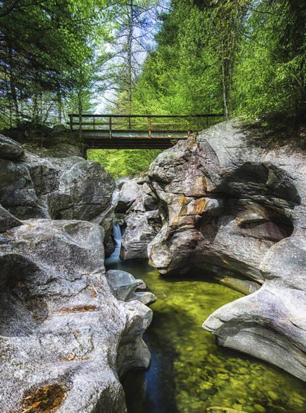 Photograph - Sculptured Rocks by Robert Clifford