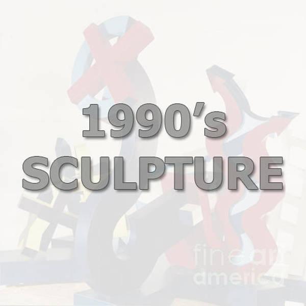 Sculpture - Scuplture 1990's by Robert F Battles
