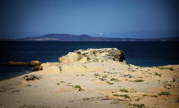 Photograph - Sea And Rocks by Milena Ilieva