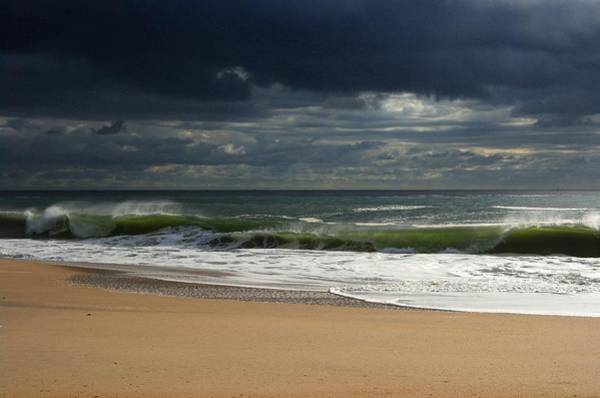 Photograph - Sea And Sky - Jersey Shore by Angie Tirado