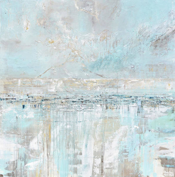 Wall Art - Painting - Sea Breeze by Christine Bell