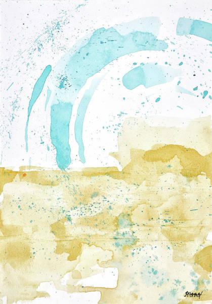 Painting - Sea Breeze by Maria Arnaudova