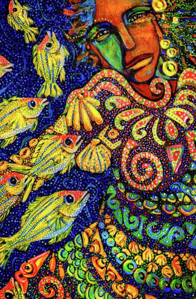Sea Dreaming 1 Art Print