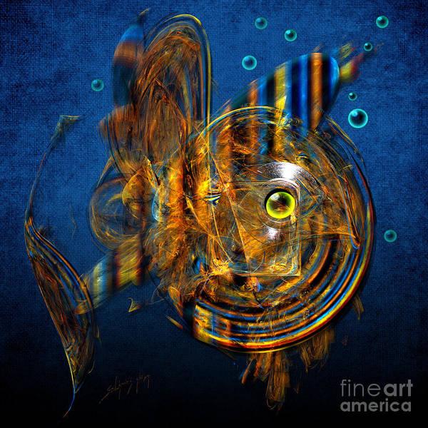 Painting - Sea Fish by Alexa Szlavics