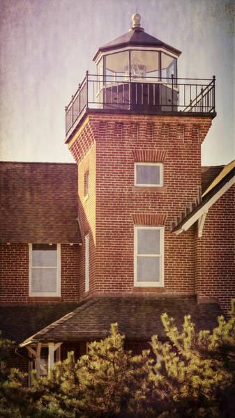 Photograph - Sea Girt Lighthouse by Joan Carroll